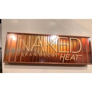 Urban Decay Makeup - URBAN DECAY Naked Heat Eyeshadow Palette